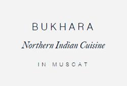 Bukhara @ Kempinski Hotel Muscat