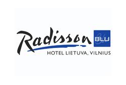Riverside Restaurant @ Radisson Blu Hotel Lietuva, Vilnius