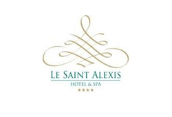 Dining Room and Intimate Balconies @ Le Saint Alexis Hotel & Spa