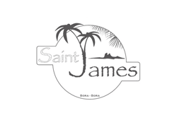 Restaurant St James, Vaitape, Bora Bora (French Polynesia)